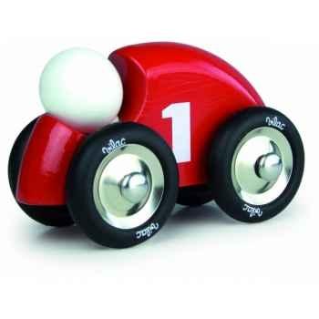 Auto anniversaire rouge vilac -2235R