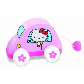 Voiture musicale hello kitty vilac -4813