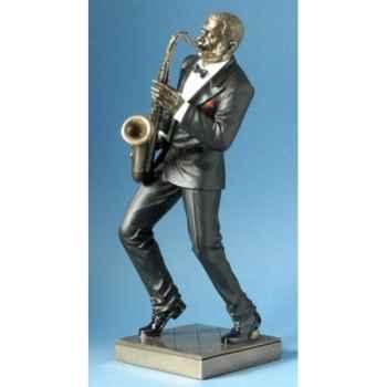 Musicien jazz saxophone  -WU76218B