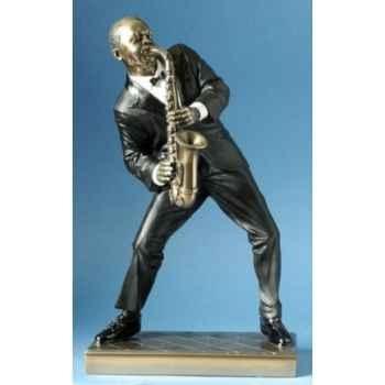 Musicien jazz alto saxo -WU76545B