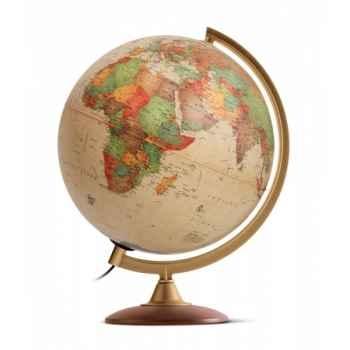 Globe lumineux de bureau colombo 30 antique 30 cm (diamètre) Sicjeg
