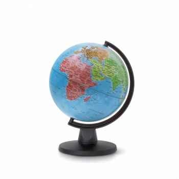 Globe non lumineuxmini 16 continenti mini cartographie continents 16 cm (diamètre) Sicjeg