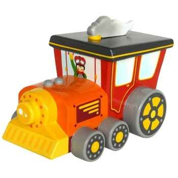 Tirelire locomotive Le coin des enfants 22830