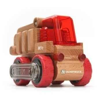 Mini camion benne en bois Manet transformobile m9e