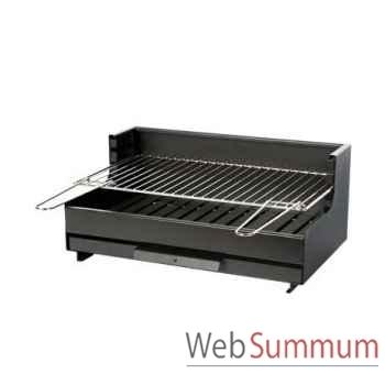 Barbecue original Vulcain 54x32 Le Marquier -GBC3670