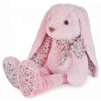Copains calins - lapin rose 50 cm histoire d\'ours -2436