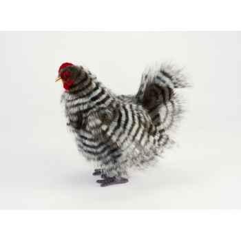 Poule grise 30cml Anima -6479