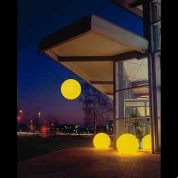 Lampe ronde à tendre granité Moonlight -mlhfslglr750
