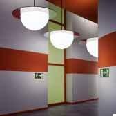 lampe ronde a suspendre day color moonlight dlc550110