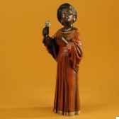 figurine parastone chanteuse de jazz 3182