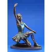 figurine parastone femme bronze finale wu73972