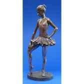 figurine parastone femme bronze pointe wu73967