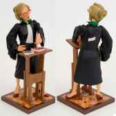 figurine forchino avocate fo 85514