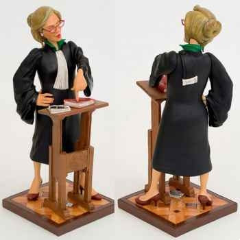 Figurine Forchino Avocate -FO 85514