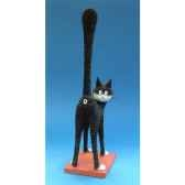 figurine chat le troisieme oeipar dubout dub21