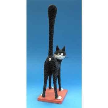 Figurine Chat le troisième œil par Dubout -DUB21