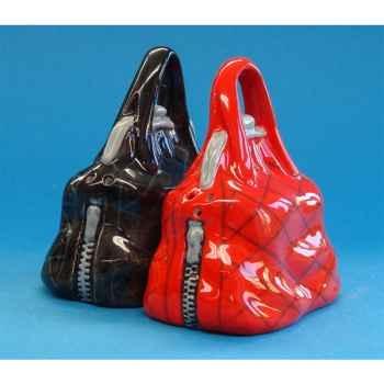 Figurine Sac Sel et Poivre -MW93481