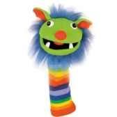 marionnette chaussette rainbow the puppet company pc007002