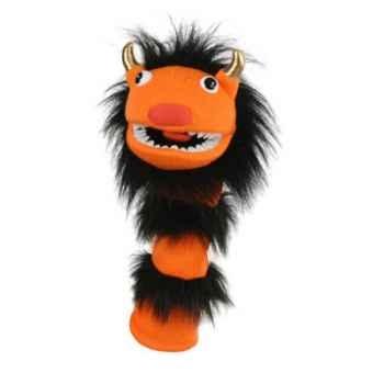 Marionnette Chaussette Pumpkin The Puppet Company -PC007007