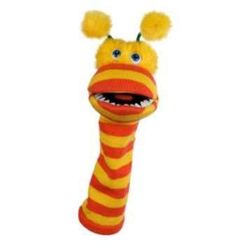 Marionnette Chaussette Pom Pom The Puppet Company -PC007003