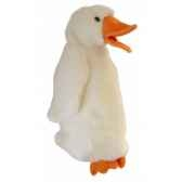marionnette canard blanc the puppet company pc006034