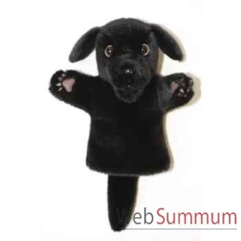 Marionnette Chien Labrador noir The Puppet Company -PC008004