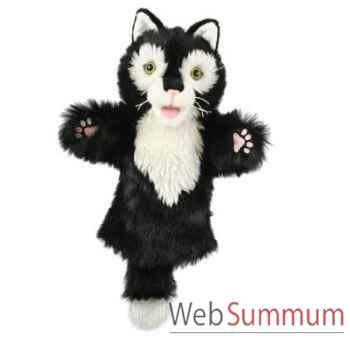 Marionnette Chat noir et blanc The Puppet Company -PC008002