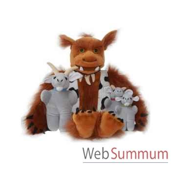 Marionnette Le troll et les trois boucs bourrus The Puppet Company -PC003401
