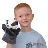 marionnette blaireau the puppet company pc003801