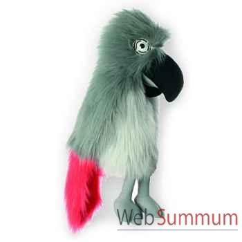 Marionnette Perroquet gris d\'afrique The Puppet Company -PC003106