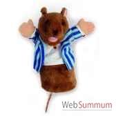 marionnette rat the puppet company pc003305