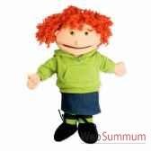 marionnette fille aux cheveux roux the puppet company pc002061
