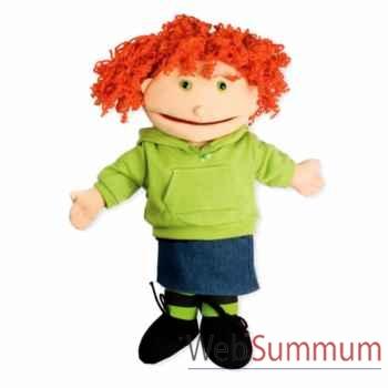 Marionnette Fille aux cheveux roux The Puppet Company -PC002061