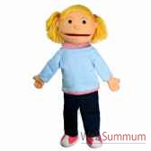 marionnette fille europeenne the puppet company pc002002
