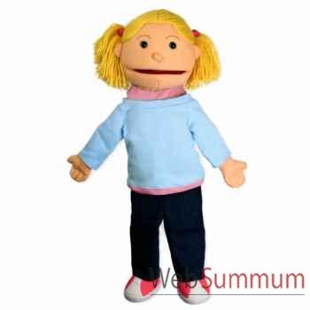 Marionnette Fille européenne The Puppet Company -PC002002