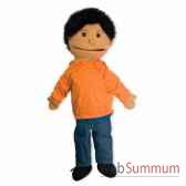 marionnette garcon asiatique the puppet company pc002003