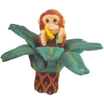 Marionnette Singe dans un arbre The Puppet Company -PC003031