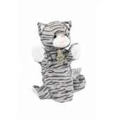 peluche histoire d ours marionnette pantin chat tigre ho1169