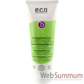 Soin Eco Émulsion démaquillante 3 en 1 Eco Cosmetics -722094