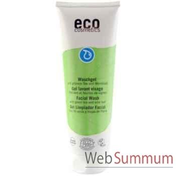 Soin Eco Gel lavant visage Eco Cosmetics -722001