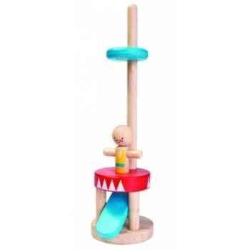 Saut de l\'acrobate Plan Toys -5361