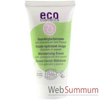 Soin Eco Fluide hydratant visage Eco Cosmetics -722131