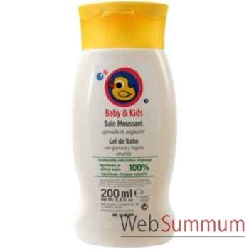 Soin Bain moussant bébé Eco Cosmetics -732031