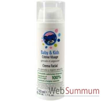 Soin Crème visage bébé Eco Cosmetics -732062