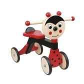 trotteur bois jasper toys coccinelle 5049365