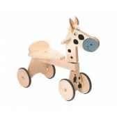 porteur bois jasper toys poney 5049363