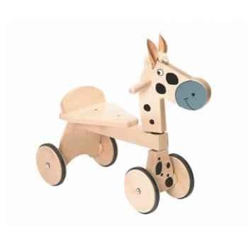 Porteur Bois Jasper Toys poney -5049363