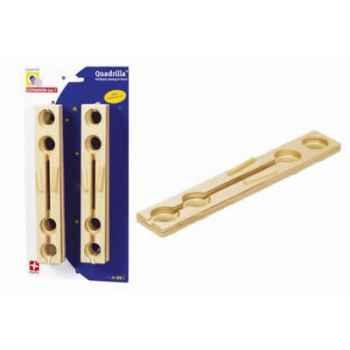 Circuit à billes Quadrilla Expansion 7 Pièces droites courtes -3684621