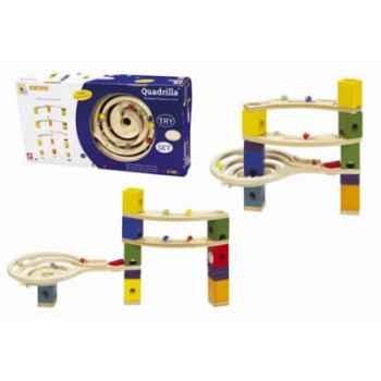 Circuit à billes Quadrilla Try me set -3684620