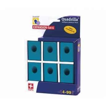Circuit à billes Quadrilla Expansion 6 Blocs verts -3684615